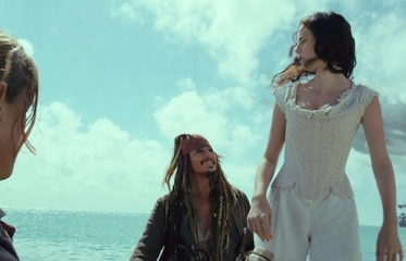 Johnny Depp Sails 'Pirates of the Caribbean' into Creepy Waters for 'Dead Men Tell No Tales'