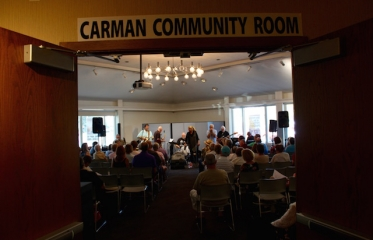 Be Ready for String Music to Be the Talk of the Carman Community Room
