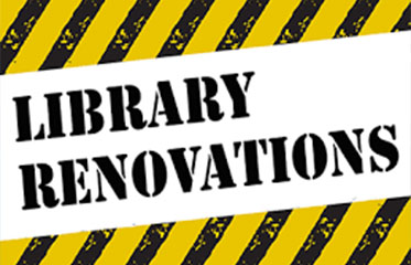 Library Renovation Updates!