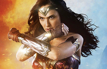 Newly Released Movie: Wonder Woman