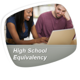 LearningExpress Library, High School Equivalency Center